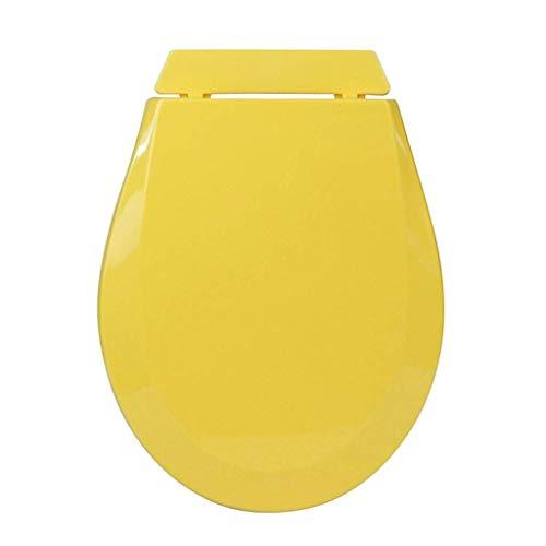 ZHUYUE Duurzame CHNZQ kinderkleur pp gewatteerde toiletbrilafdekking/verlangzaamheidskleuterschool bijzondere toilet wc-ring / wc-deksel (multicolor optioneel) (kleur: 4)