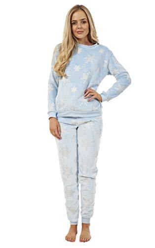 Pijama Invierno Mujer Polar Marca exHighStreet