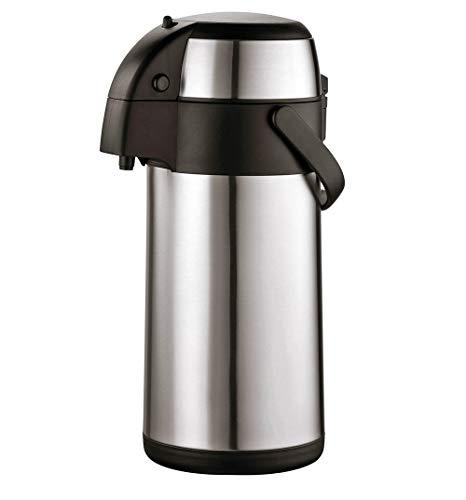 Pumpkanne Thermoskanne 1,8L 3,0L 5,l Isolierkanne Thermosskanne Kaffeekanne Teekanne (5L)