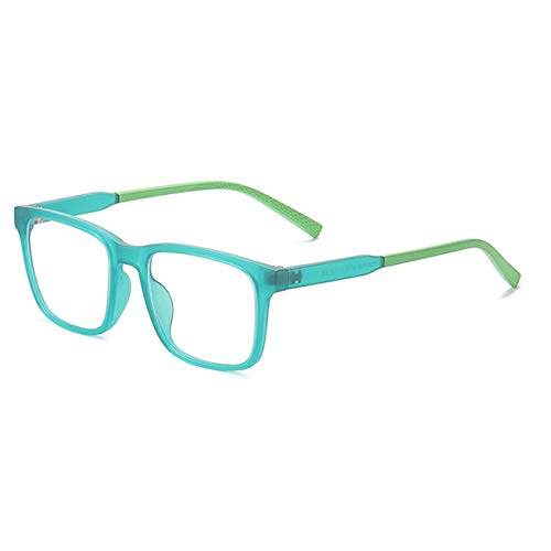 MAXJULI - Gafas de bloqueo de luz azul para niños, antifatiga ocular, gafas de video para computadora de juegos para niños y niñas,...