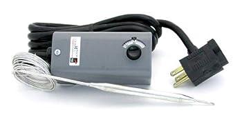 Johnson Controls Refrigerator/Freezer Thermostat  Temperature Controller