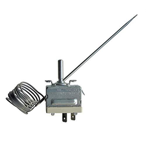Original Thermostat -278°C 480121100437 Whirlpool Bauknecht 5517052390 EGO