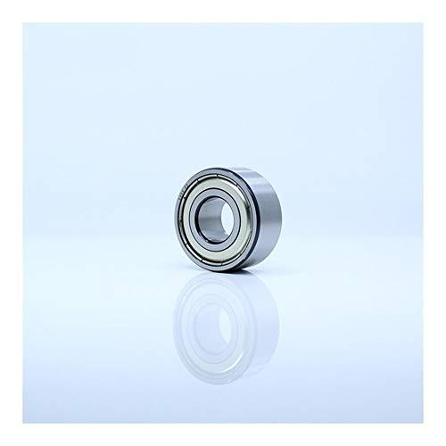CHENYHBR 5203 ZZ Rodamiento 17x 40x17.5mm (1 PC) Doble Fila axial de Contacto Angular rodamientos de Bolas 5203ZZ 3203 ZZ 3056203