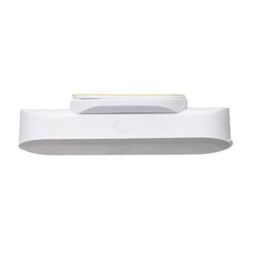 Amuzocity Luz de Tira de LED Lámpara de de Escritorio USB Estudio de Lectura de Cabecera - Recargable