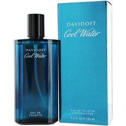 Agua de colonia Cool Water de Davidoff Cool en espray para hombres, 120 ml