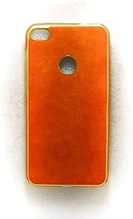 غطاء حماية خلفي هواوي جي ار 3 2017 , برتقالي
