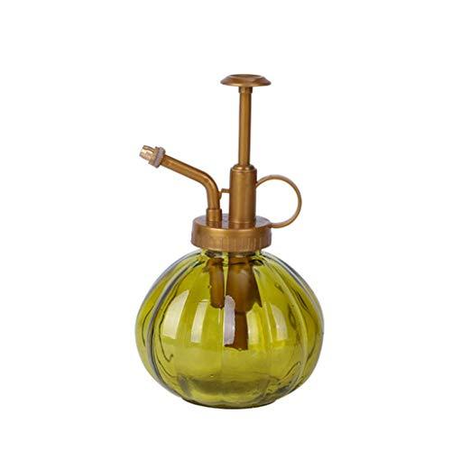 Watering kan 250ml tuinieren gieter Kleine spray fles thuis besproeien artefact glazen spuitfles (Kleur : Wit)