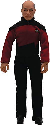 Mego Star Trek 8' Captain Jean-Luc Picard Action Figure