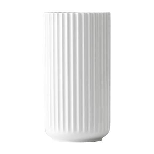 DANMARK LYNGBY Vase, Porzellan, 15 x 8 cm