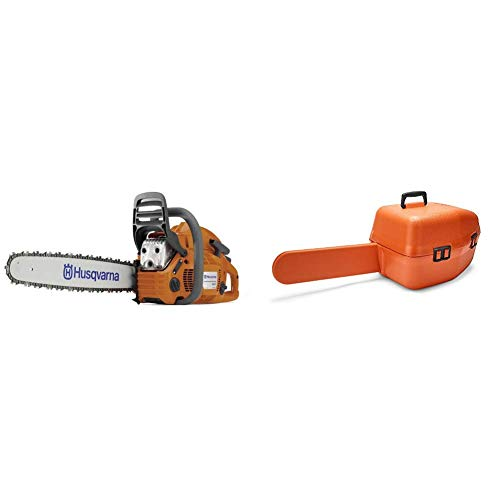 Purchase Husqvarna 460 Rancher 20 in. 60.3cc Gas Chainsaw with Classic Carry Case