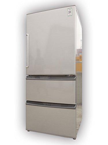 アクア 272L 3ドア冷蔵庫 ミスティシルバー 【右開き】AQUA AQR-271E-S