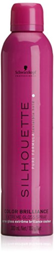 Schwarzkopf Silhouette Color Brilliance extrem Gloss Spray, 1er Pack, (1x 300 ml)