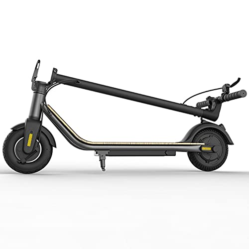 Scooter Electrico, Patinete Electrico Adulto, 3 Modos De Velocidad Ajustables, Velocidad Máxima De 25 Km / H, Plegable, para Adultos Que Viajan En La Ciudad Y La Ciudad - Carga Máxima 90 Kg