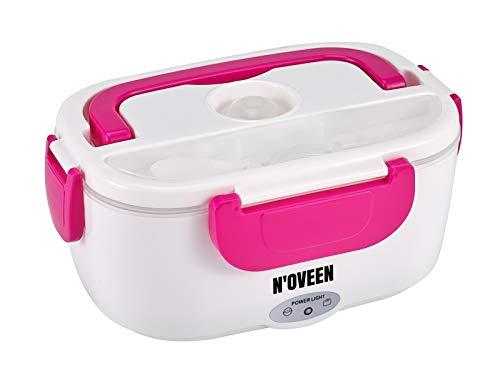 Noveen Lunchbox Scaldavivande Elettrico 230V (Rosa)
