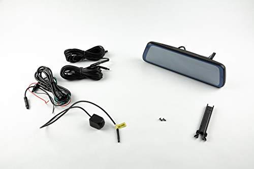 Brandmotion FVMR-1100 FullVUE Rear Camera Mirror System with Full HD Video Screen & 2-Channel DVR