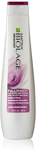 BIOLAGE Advanced Full Density Thickening Shampoo |Removes Impurities For Thicker, Fuller-Looking Hair | For Thin Hair | Paraben-Free | Vegan