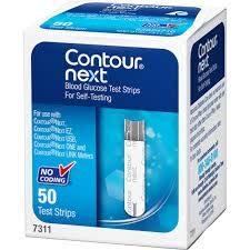 BAYER CONTOUR NEXT - 100 Strisce Reattive per il Controllo della Glicemia