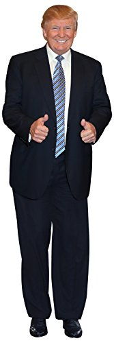 aahs!! Engraving Donald Trump Stand Up | Cardboard Cutout | 6 feet Life Size Standee Picture Poster...