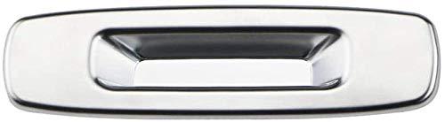 XGFCNBAuto Styling ABS Chrom Auto Dach DachDachfenster SchiebedachGriff Schüssel Abdeckung Verkleidung, Für für Nissan Altima Teana Facelift 2016 2017 2018-Silber