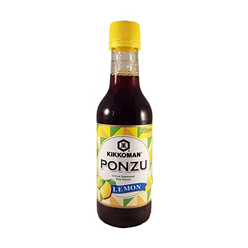 Kikkoman Salsa Ponzu (Salsa di Soia e Limone) - 250ml