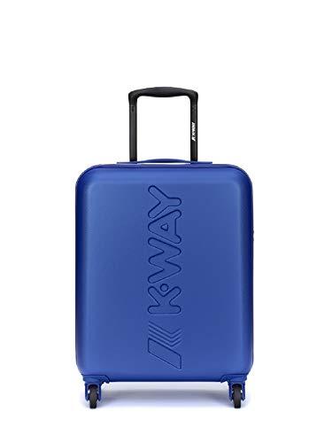 K-Way K11JMW Trolley Cabina 20cm Unisex Blu PZ