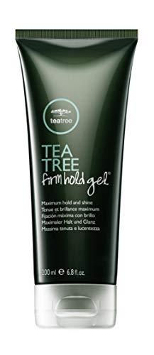 Paul Mitchell Tea Tree Firm Hold Gel - fixierendes Hair-Gel ohne Rückstände für maximalen Halt, professionelles Hair-Styling in Salon-Qualität Haargel, 200 ml