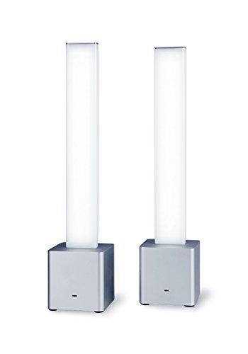 NEEDLITE Designer LED Tageslicht Lampe mit App | NL1001 | Tageslichtleuchte mit 10000 Lux | Lampe zur Lichttherapie von Need Lite