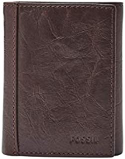Fossil Men's Neel Leather Trifold Wallet