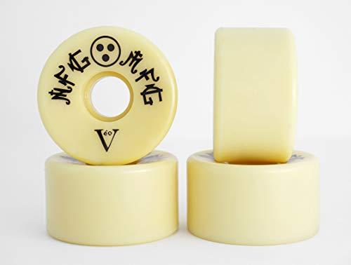 NFG MFG Vee Shape 60 Skateboard Wheels (Set of 4)