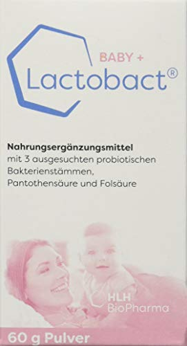 Lactobact Baby+ Multivitamine, 60 g