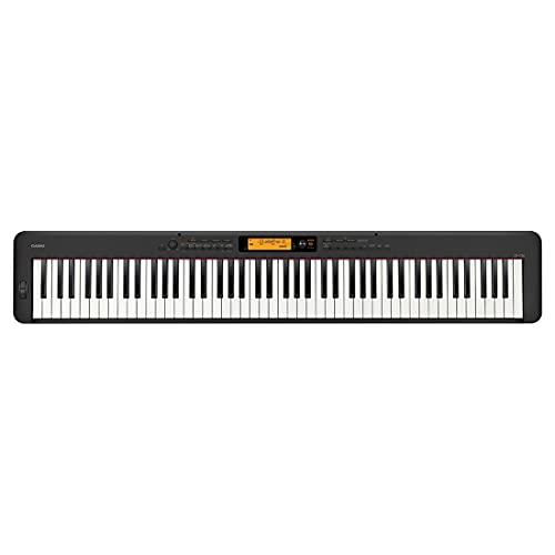 Casio CDP-S350 Digitalpiano mit 88 gewichteten Tasten, zahlreichen Sounds und Begleitrhythmen