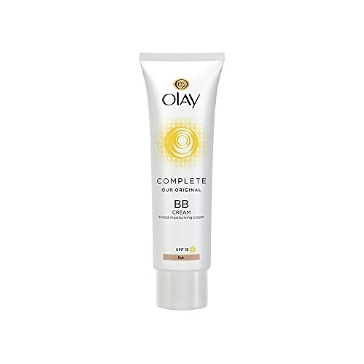 開発するベース生息地Olay Complete BB Cream Fair SPF15 50ml - オーレイ完全なクリーム15フェアの50ミリリットル [並行輸入品]