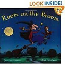 SCHOLASTIC CASSETTES ROOM ON THE BROOM
