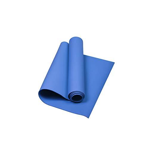 Zilosconcy Esterilla Yoga Antideslizante Alfombrilla de Yoga Esterilla Pilates Esterilla Deporte- con Correa de Hombro 173 x 61 x 0.4 cm