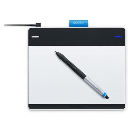 Wacom Intuos Pen and Touch Small Tablet (Old Version)