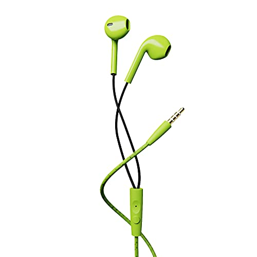Boat Bassheads 105 in-Ear Wired Headset(Spirit Lime)