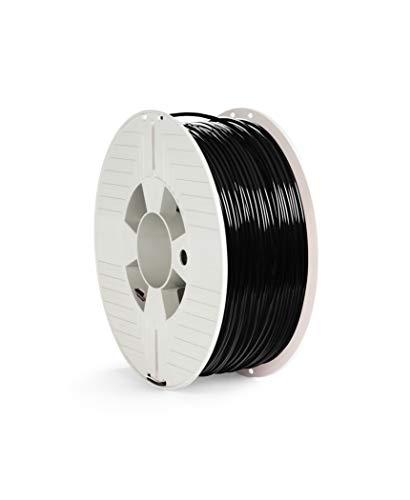 Verbatim ABS-Filament - 2,85 mm - 1kg - Hochleistungs-Acrylnitril-Butadien-Styrol - Schwarz