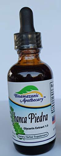 Chanca Piedra 2 oz Liquid Herbal Extract Stone Breaker (Chanca Piedra)