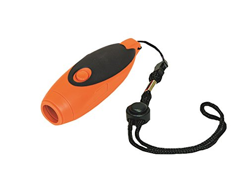 TOEI LIGHT(トーエイライト) 電子ホイッスルHP588 B3286 音量約125dB 単4乾電池×2本(動作確認用電池付)
