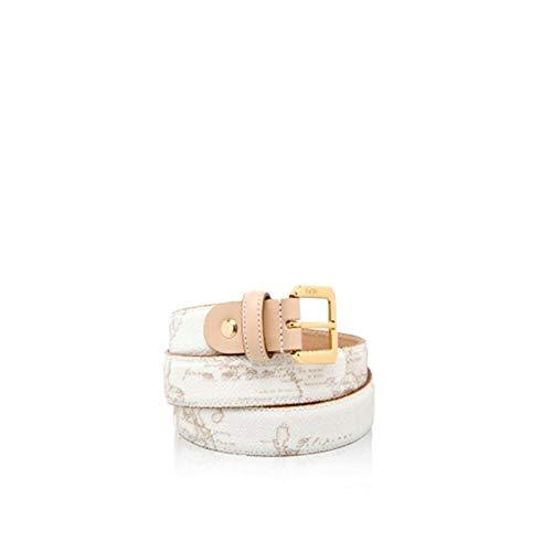 Cintura Donna 2,5 Geo New 105 cm | Alviero Martini 1^Classe Geo White | CA27461880900-105-Bianco