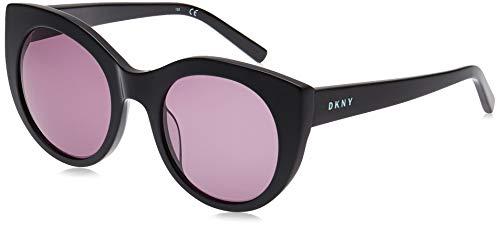 DONNA KARAN EYEWAR DK517S Gafas de sol, Black, 52 MM, 22 MM, 135 MM para Mujer