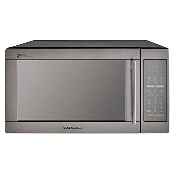 Winia/Daewoo KOR-164H Countertop 1.6 PIES ACERO 1000W Negro - Microondas