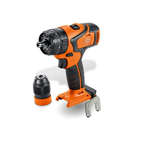 FEIN 71132364000 ASB 18 QC Select Taladro Atornillador percutor a batería de 2 velocidades