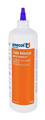 unecol 5152 - Cola fles naald, 750 g) wit