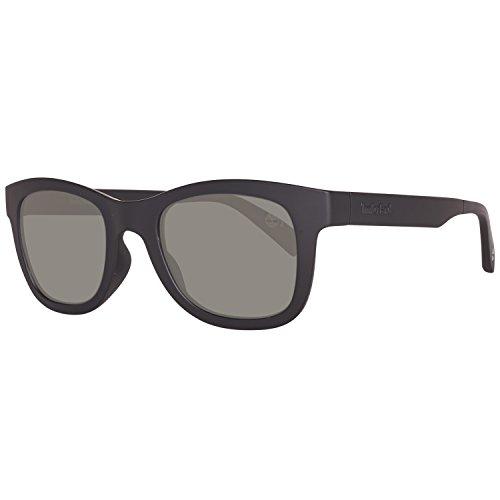 Timberland Sonnenbrille TB9080 5002D Montures de lunettes, Noir (Schwarz), 50 Homme