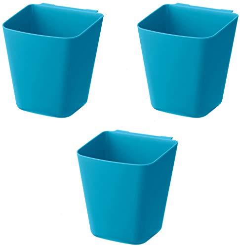 Sunnersta IKEA Contenedor Azul, Juego de 3