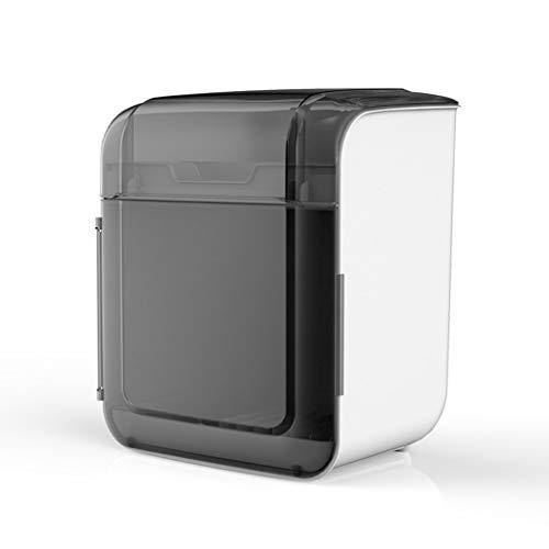 Estante de Almacenamiento Estante de desagüe de plástico Doble con Tapa Estante de Cocina Vajilla Caja de Almacenamiento de Cubiertos Poner Platos Estante de Goteo