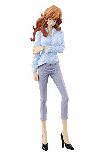 Banpresto 25433 - Statuetta figura 25cm Fujiko Mine da Lupin III Versione 2 Serie Master Star Piece