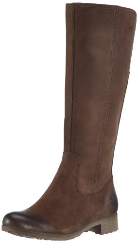 Hot Sale Timberland Women's Putnam Knee-High Boot,Brown,6 M US