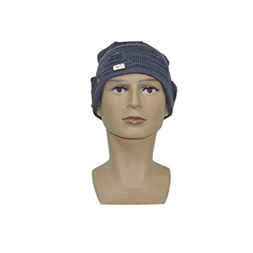 Kylewo Jughead Cosplay Beanie HÄKELN Krone Hut - Winter Warm Hat Strickmütze Kleidung Verkleidung Kleidung Merchandise Zubehör